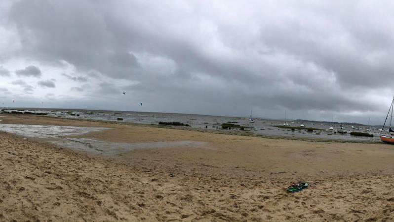 Wind report Arès - Saint-Brice - France (33) 2020-08-13 11:00:00
