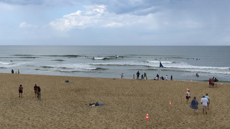 Surf report Le Porge - France (33) 2020-08-15 08:00:00