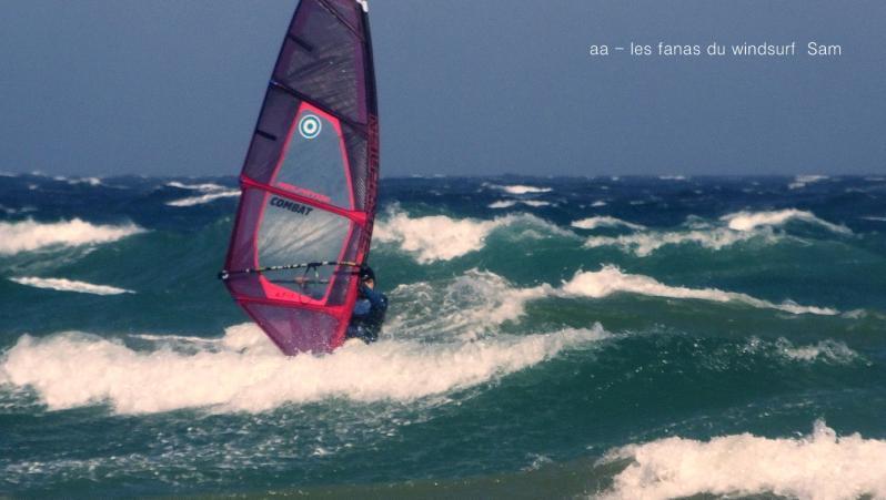 Wind report Le Barcarès - l'Embouchure Agly - France (66) 2020-08-21 19:00:00