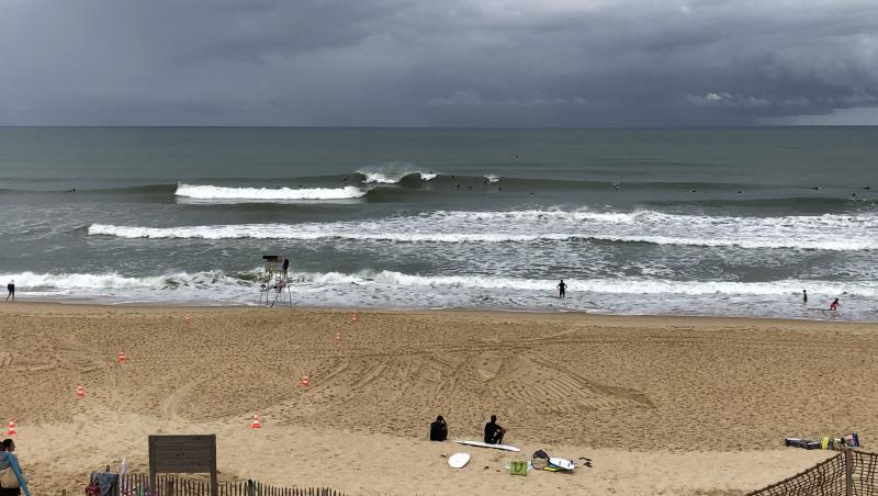 Surf report Le Porge - France (33) 2020-08-24 10:00:00