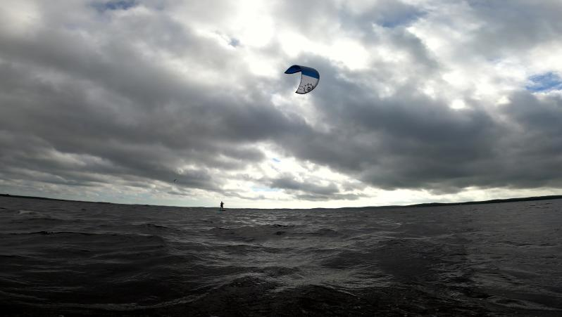 Wind report Lacanau Lac - France (33) 2020-08-27 15:00:00