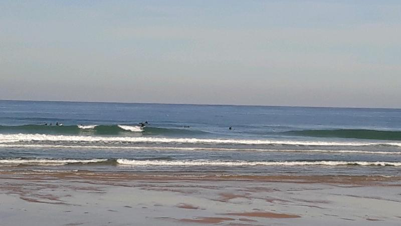 Surf report Le Grand Crohot - France (33) 2020-09-03 10:00:00