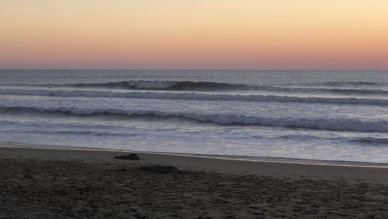 Surf report Le Porge - France (33) 2020-09-04 18:00:00