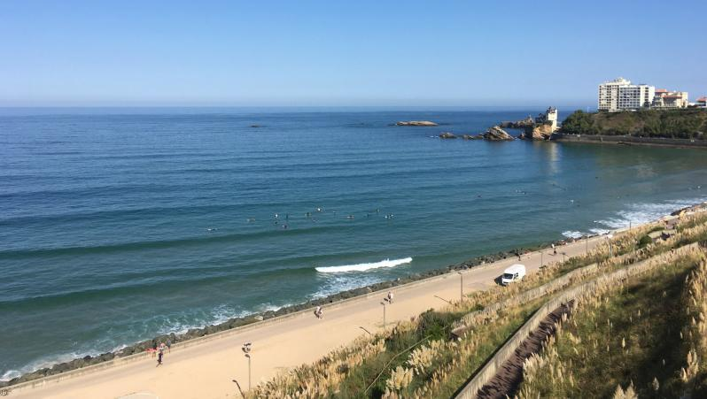 Surf report Côte des Basques - France (64) 2020-09-09 12:00:00