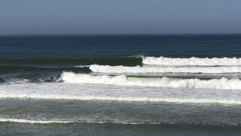 Surf report FR, Le Porge (33) posté par axel