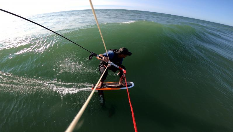 Wind report Le Grand Crohot - France (33) 2020-09-12 16:00:00