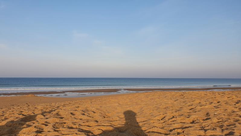 Surf report FR, La Térrière (85) posté par anonyme