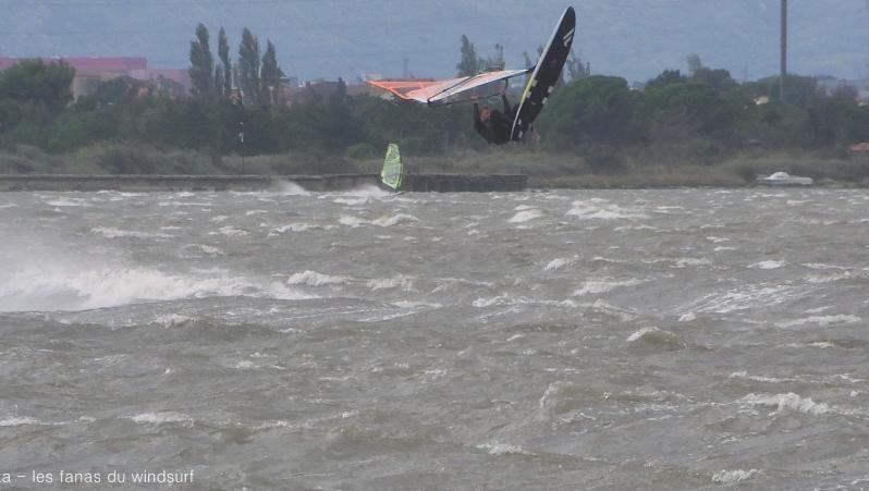 Wind report Le Barcarès - Cap Coudalère  - France (66) 2020-09-27 17:00:00