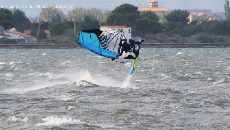 Wind report Le Barcarès - Cap Coudalère  - France (66) 2020-09-28 18:00:00