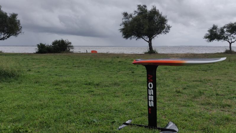 Wind report Taussat - Club Nautique - France (33) 2020-10-01 16:00:00