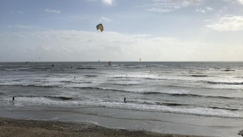 Wind report Les Gouillauds - France (17) 2020-10-05 13:00:00