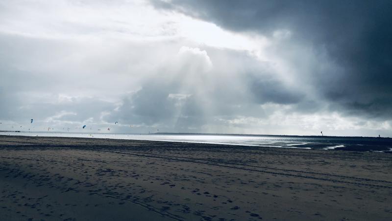 Wind report Arcachon - Les Arbousiers - France (33) 2020-10-11 17:00:00