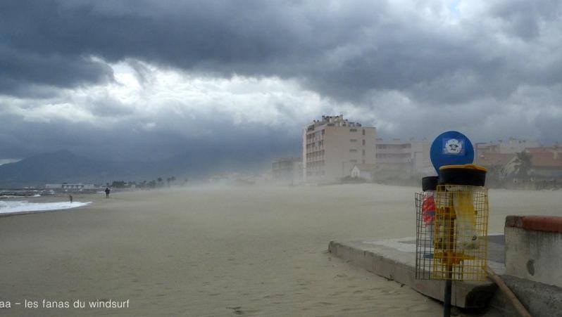 Wind report Saint-Cyprien - La Nord - France (66) 2020-10-20 18:00:00