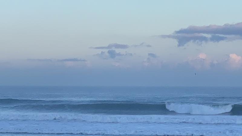Surf report Surfland Tahiti  - Maroc (MA) 2020-10-23 08:00:00