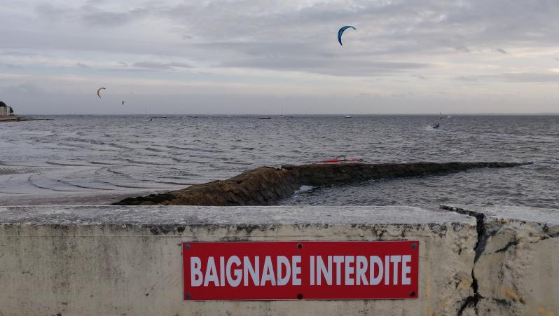 Wind report Andernos - Le Betey - France (33) 2020-10-28 15:00:00