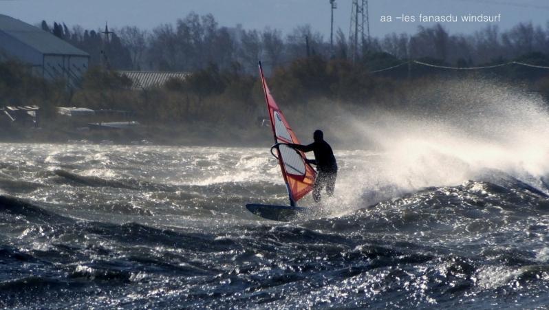 Wind report Le Barcarès - Cap Coudalère  - France (66) 2020-12-02 17:00:00