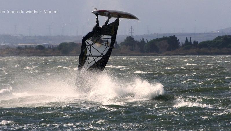 Wind report Le Barcarès - Cap Coudalère  - France (66) 2020-12-12 18:00:00