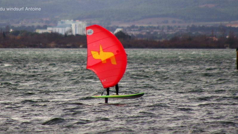 Wind report Le Barcarès - Cap Coudalère  - France (66) 2020-12-24 16:00:00