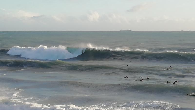 Surf report La Couronne - France (13) 2020-12-28 17:00:00