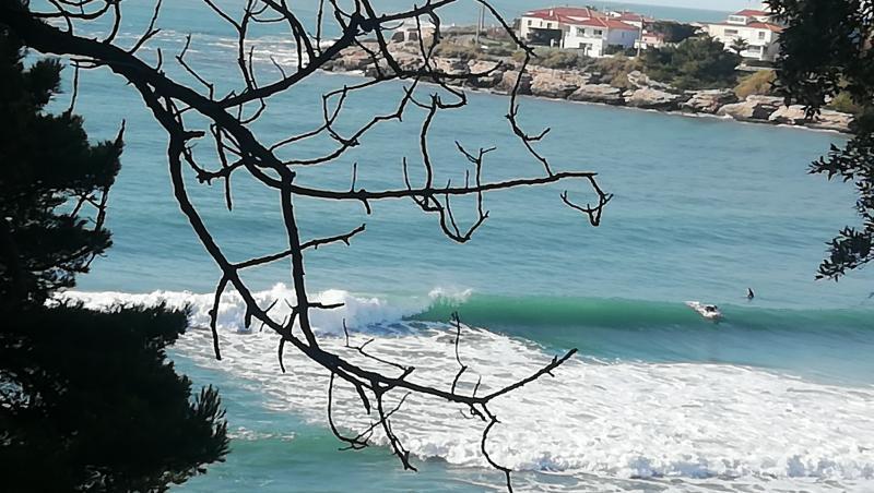 Surf report Plage du Verdon - France (13) 2020-12-29 12:00:00