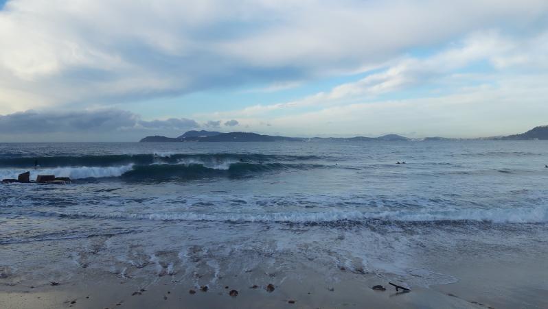 Surf report Plage de la Garonne - France (83) 2020-12-29 09:00:00