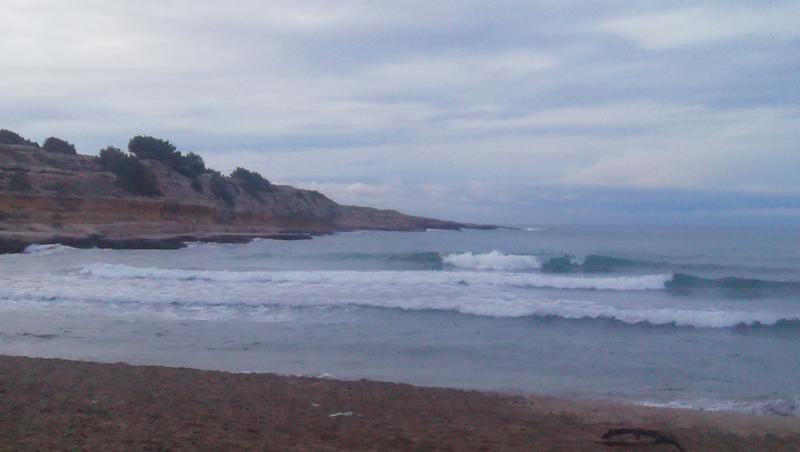 Surf report Plage du Verdon - France (13) 2021-01-01 08:00:00