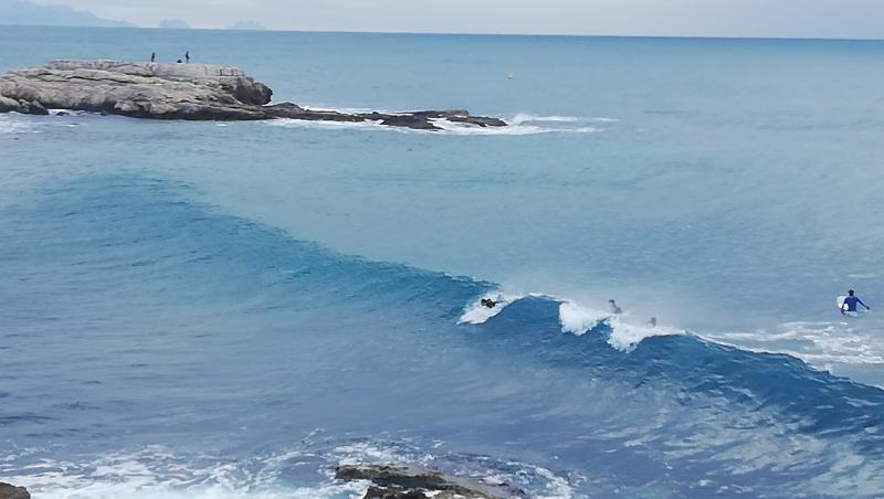Surf report L'Arquet - France (13) 2021-01-03 11:00:00