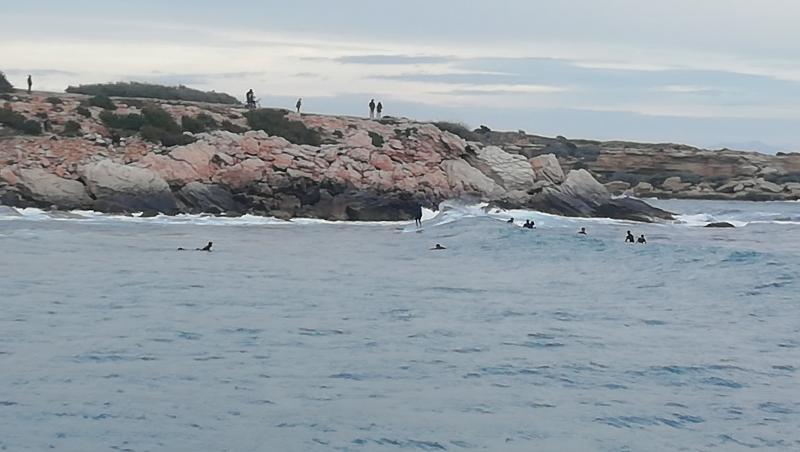 Surf report La Couronne - France (13) 2021-01-09 16:00:00