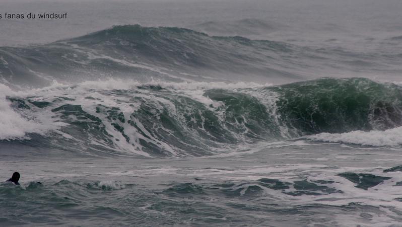 Surf report FR, Canet-Plage (66) posté par annie