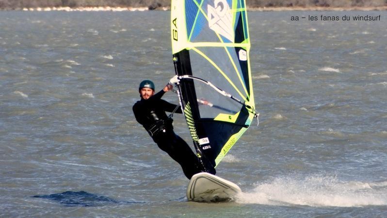 Wind report FR, Etang de La Palme (11) posté par annie