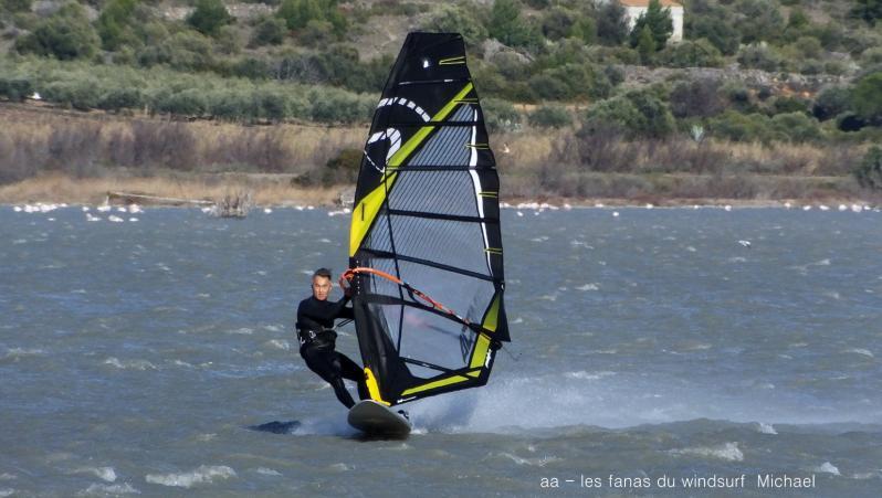 Wind report Etang de La Palme - France (11) 2021-01-13 17:00:00