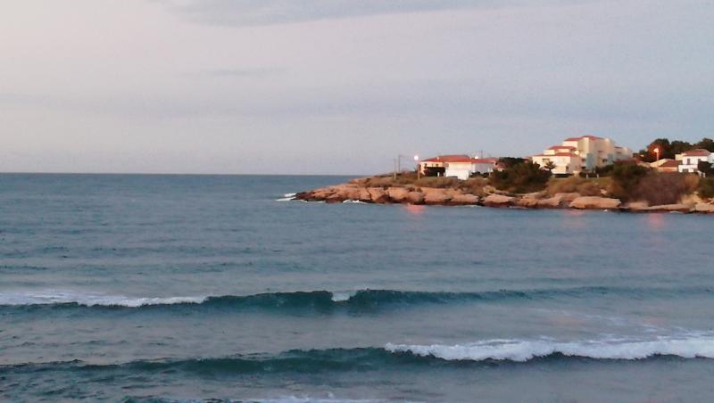 Surf report FR, Plage du Verdon (13) posté par grosloup