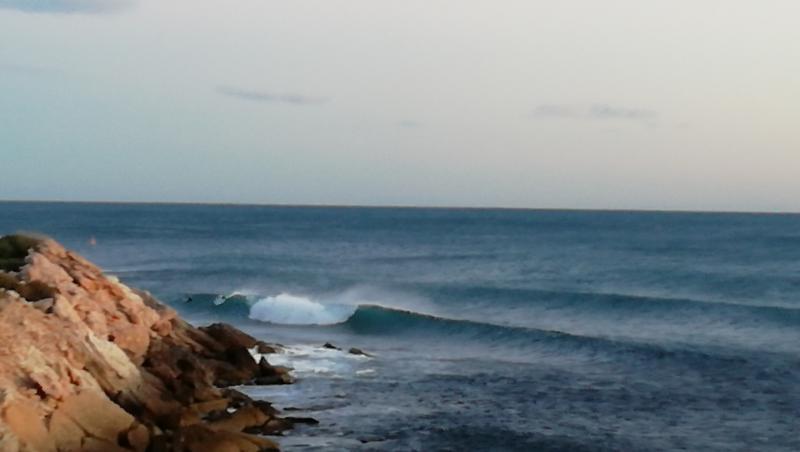 Surf report L'Arquet - France (13) 2021-01-15 18:00:00