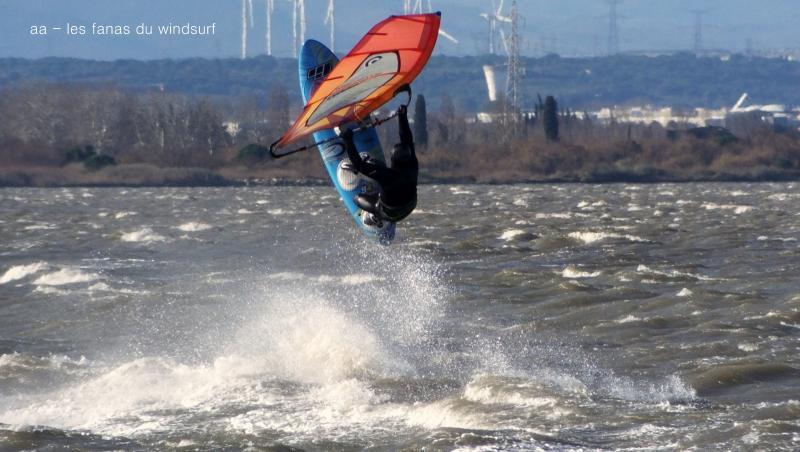 Wind report Le Barcarès - Cap Coudalère  - France (66) 2021-01-16 17:00:00