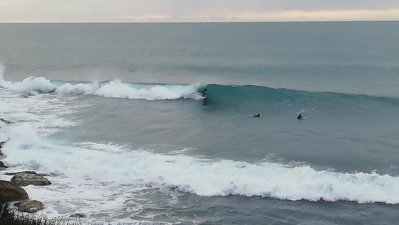 Surf report La Couronne - France (13) 2021-01-25 08:00:00