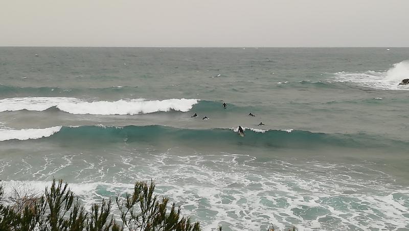 Surf report La Couronne - France (13) 2021-02-06 10:00:00
