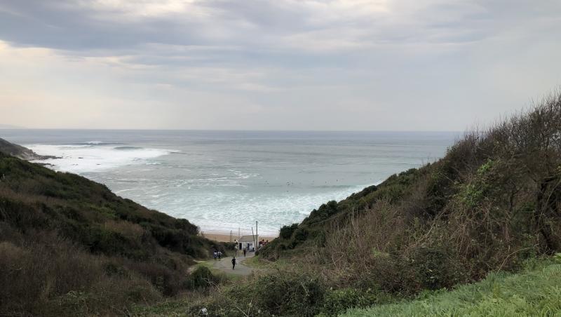 Surf report Lafiténia - France (64) 2021-02-20 16:00:00