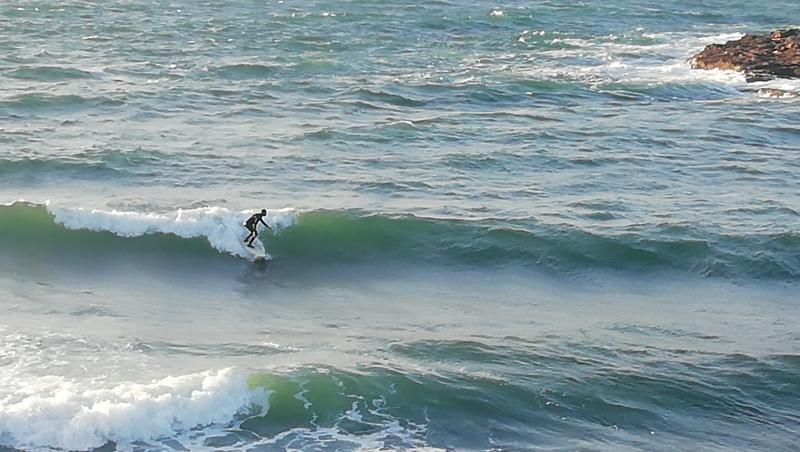 Surf report La Couronne - France (13) 2021-02-21 08:00:00