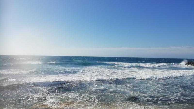 Surf report Sausset-les-Pins - L'Hermitage - France (13) 2021-02-21 12:00:00