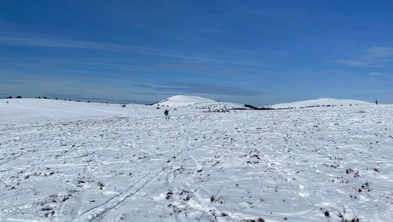 Snow report FR, Col des Supeyres (63) posté par anemo
