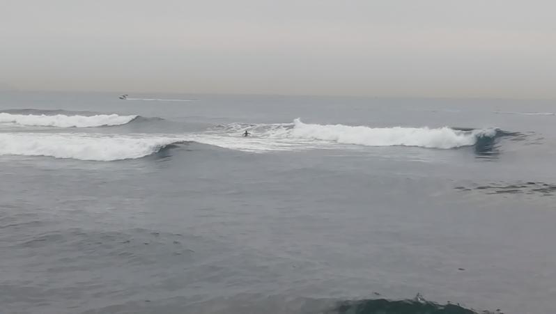 Surf report Sausset-les-Pins - L'Hermitage - France (13) 2021-03-03 12:00:00