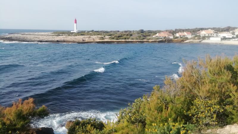 Surf report La Couronne - France (13) 2021-03-07 10:00:00