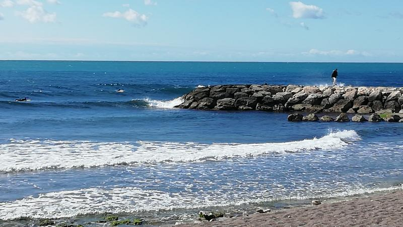 Surf report Sausset-les-Pins - L'Hermitage - France (13) 2021-03-14 12:00:00
