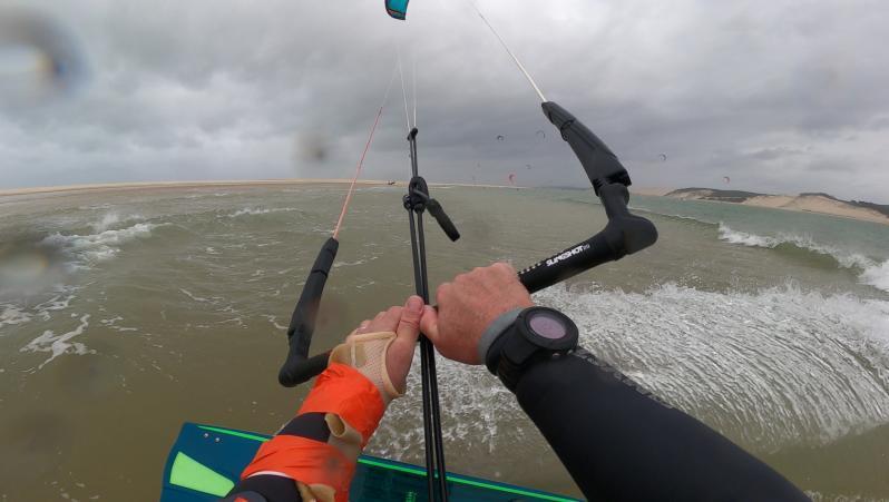 Wind report La Lagune - France (33) 2021-03-13 11:00:00