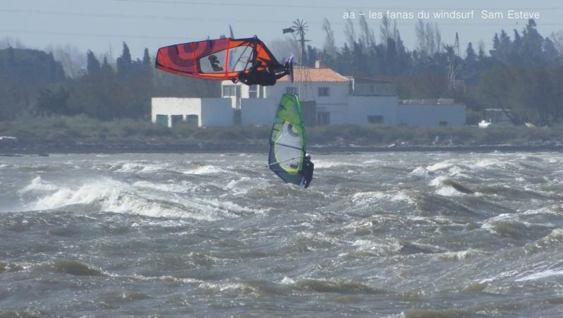 Wind report Le Barcarès - Cap Coudalère  - France (66) 2021-03-22 17:00:00