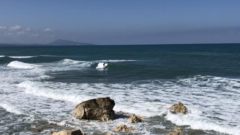 Surf report FR, Ilbarritz (64) posté par axel