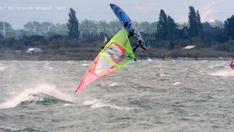 Wind report Le Barcarès - Cap Coudalère  - France (66) 2021-04-17 17:00:00