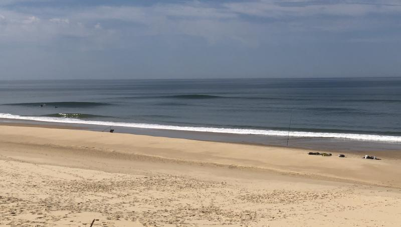 Surf report Le Porge - France (33) 2021-04-24 10:00:00