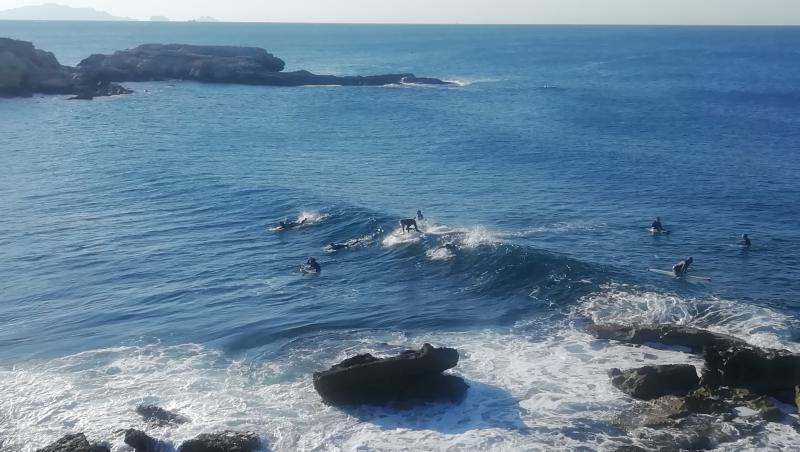 Surf report L'Arquet - France (13) 2021-05-02 08:00:00