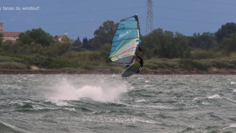 Wind report Le Barcarès - Cap Coudalère  - France (66) 2021-05-11 17:00:00
